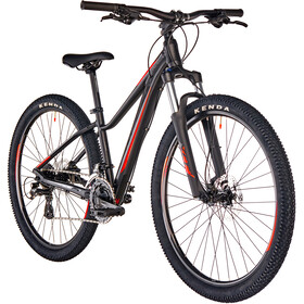 "ORBEA MX XS ENT 50 27,5"" Kids, black-bright red"